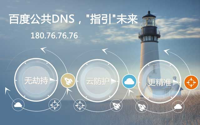《公共DNS》